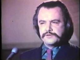 Claude Gauvreau en 1970.