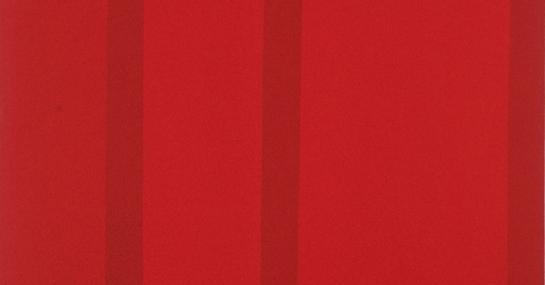 Quantificateur # 4 (Rouge), 1987, acrylique sur toile, 244 cm x 213,4, coll. Fondation Guido Molinari, © SODRAC Photo : Guy L'Heureux.