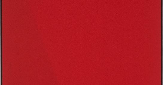 Quantificateur rouge, 1986-1988, acrylique sur toile, 198 cm x 183, Fondation Guido Molinari, © SODRAC Photo : Guy L'Heureux