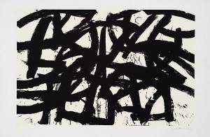 Untitled, 1959-1991, silkscreen, ed. 25, 80 x 121 cm