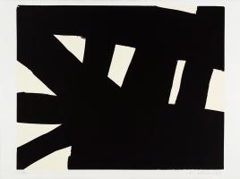 Untitled, 1957-1991, silkscreen, ed. 30, 56,5 x 76 cm