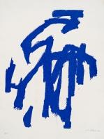 Sans titre, 1958-1982, sérigraphie, éd. 20, 98 x 74 cm