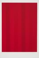Sans titre, 1992, sérigraphie, éd. 10, 112,5 x 76 cm
