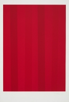 Untitled, 1992, silkscreen, ed. 10, 112,5 x 76 cm